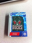 MILWAUKEE BUCKS PLAYING CARDS