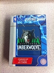 MINNESOTA TIMBERWOLVES PLAYING CARDS