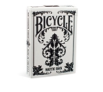 Bicycle Nautic Back White Playing Cards