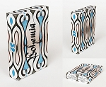 Bohemia Deck Blue Playing Cards
