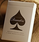 Madison Rounders Brown Playing Cards