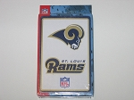 ST. LOUIS RAMS PLAYING CARDS