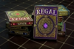 Regal playing cards All four colors brand new sealed