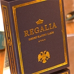Regalia Playing Cards from Murphy's Magic