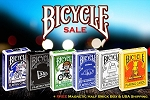 6 Deck Set of Bicycle Playing Cards & Magnetic Box on Sale (Peanuts, TokiDoki)