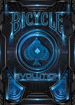 Bicycle Evolution Playing Cards