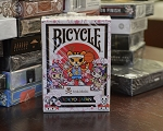Bicycle Black TokiDoki Playing Cards Deck (New Edition)