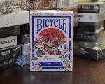 Bicycle Blue TokiDoki Playing Cards Deck (New Edition)