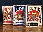 Bicycle TokiDoki Playing Cards Deck (New Edition) (All 3 Colors)