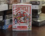 Bicycle Red TokiDoki Playing Cards Deck (New Edition)