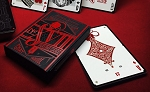 LE CHAT ROUGE No. 17 Playing Cards Deck New Sealed