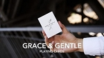 GRACE & GENTLE PLAYING CARDS
