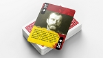 History Of Russian Revolution Playing Cards