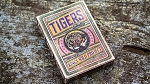 Kings Wild Tigers Playing Cards