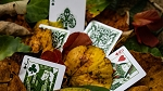 Leaves Playing Cards by Dutch Card House Company
