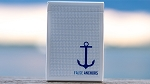 Limited Edition False Anchors Playing Cards
