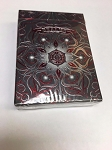 Realms Red playing Cards Out of print Sealed