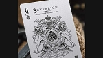Sovereign STD Blue Playing Cards by Jody Eklund