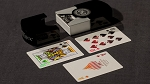 Vertex Black Playing Cards