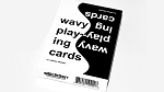 Wavy Playing Cards