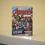 Marvel Avengers Comic Playing Cards Deck