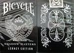 Bicycle Legacy Edition Shadow Masters Playing Cards