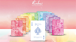 Bicycle Rainbow (Peach) Playing Cards by TCC