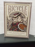 BICYCLE OWL PLAYING CARDS DECK