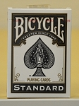 Bicycle Standard  Grey Color Playing Cards deck
