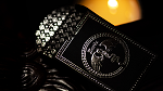 Black Platinum Lordz Playing Cards (Foil)