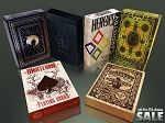 Set of 6 Playing Cards Deck Set Sale (Bomber, Darkfall)