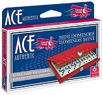 Cartamundi Ace Mini Dominoes New Set