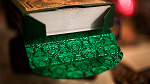 Charmers (Green) Playing Cards by Kellar and Lotrek