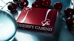 Cherry Casino (Reno Red) Playing Cards By Pure Imagination Projects  ( CARDSCHERRY_RENO )  Playing Cards