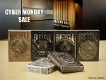 Cyber Monday Playing Cards Deck Sale