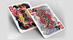 Edo Karuta (Red) Playing Cards