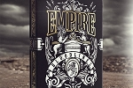 Empire Bloodline Black Playing Cards Deck