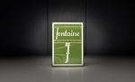 Fontaine Playing Cards Green