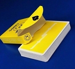 Fontaine Playing Cards Yellow