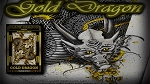 Gold Dragon (Standard Edition) Playing Cards Deck