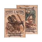 Heroes of the Nations Graphic Arts Playing Cards