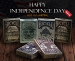 Independence Day Deck Sale