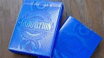 Innovation - Blue Signature Edition Playing Cards Deck