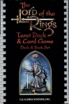 Lord of the Rings Tarot Deck/Book Set