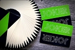 Lucky Draw GREEN LIMITED EDITION Playing Cards