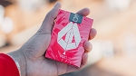 Limited Edition Mako Red Playing Cards Deck New by Toomas