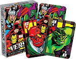 Marvel - Versus Comics playing cards
