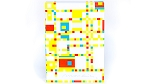 Mondrian: Broadway Playing Cards Deck