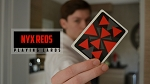 Nyx Reds Playing Cards Deck Sealed