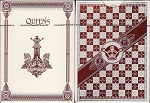 Queens Playing Cards Poker Size Deck